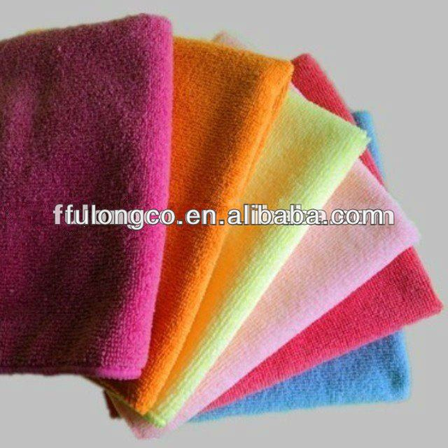 logo printed microfiber lens cleaning cloth&rags