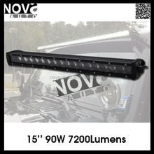 New Product Auto Lighting Accessories 4x4 Led Light Bar Straight 5w