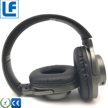 Alibaba hot seller High Quality Stereo Sound Headset BT wireless headphone with 3.5mm jack
