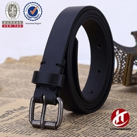Hot cheaper slimming PU belt for dress from wenzhou manufacture