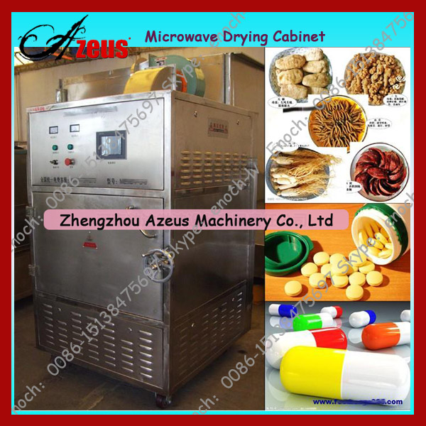 Trustworthy Vacuum Microwave Dryer for fruit,food,meat,chemical powder 0086-15138475697
