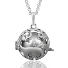 K170 Newest Design Horse Mexican Bola Harmony Balls Angel Caller Jewelry