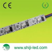 5V adressable ws 2801 led rigid bar light program