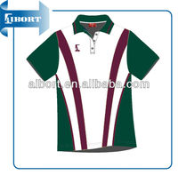 Hot sell gym suits polo-neck men t-shirt