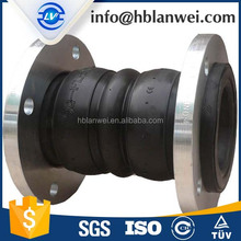 EPDM Rubber Expansion Joints Concrete for steam