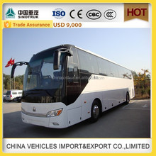 50-60 seats new design expo city bus prices yutong bus