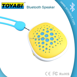 fashionable for kids Sport wearable Wireless NFC Bluetooth speaker wearable Bluetooth built-in mic Best Outdoor Speaker Ever