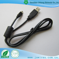 Antijamming Core Cable USB AM to Mini USB Cable Super Quality