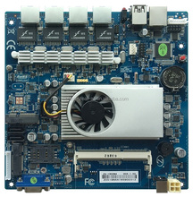 2 SATA 4*Intel WG82583 Port X86 Intel J1900 2.40GHz Quad Core Processor MINI-ITX Motherboard
