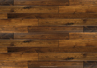 Hand scraped Asian walnut engineered solid wood flooring
