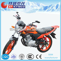 Chinese factory zf-ky best price street legal motorcycle 125cc ZF150-10A(III)