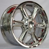 17 inch chrome car wheel rim