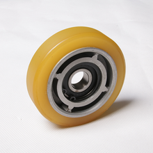 CNRL-106&153 Step roller,80*24mm, 6202RS used in escalator with good quality