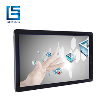 Wholesale factory price full flat 10.1 inch capacitive touch screen monitor panel