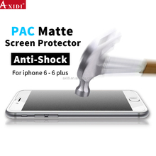 PAC Sensitive Touch Screen Aagainst Scratches Nano Matte Film Shatter risist Screen Protector For Iphone 6/6 Plus