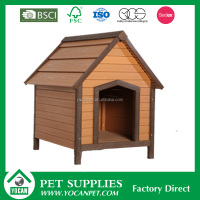 indoor Chinese fir wooden dog house