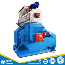 Good Forming Effect Ring Die Pellet Mill Rice Husk Pellet Machine