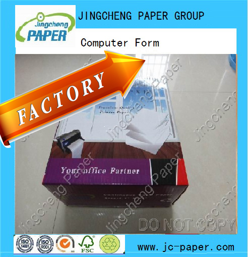 Printing Service for Carbonless Form/Computer Form/Continuous Form