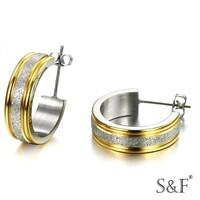 ge2014252a OL imitation jewellery making earrings saudi gold jewelry