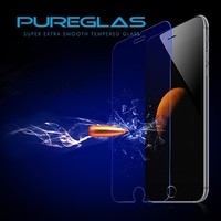 custom made screen protector for iphone 7 & for iPhone 7 plus glass screen protector