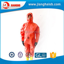 Factory produced Solas approved fire fighting anti-chemical clothes