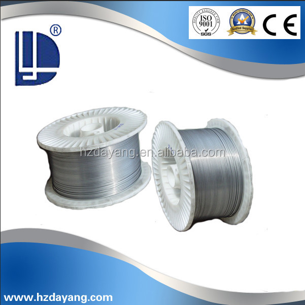 High feedability Easy to weld E71T-GS gas wire welding flux cored