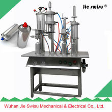 factory price party streamer spray filling machine