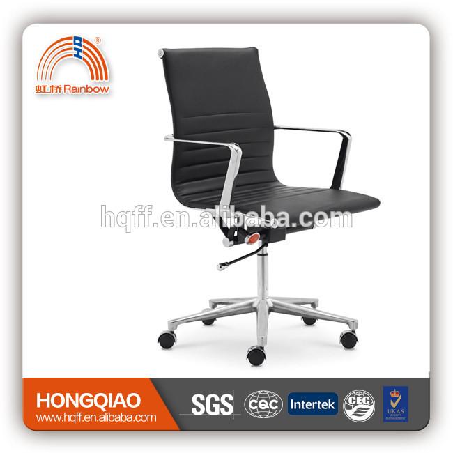 Pvc tabouret de bar pivotant chaises de bureau sans roues - Roue de chaise de bureau ...