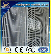 hard drawn wire 358 fence for Shipping Port Security fencing