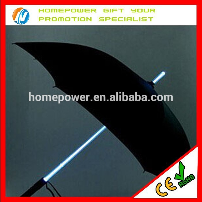 Hot sale electronic light LED umbrellas