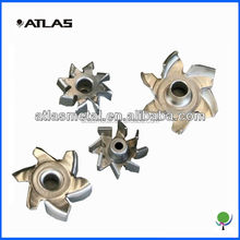 Pump Impeller for auto water pump use , sheet Metal Impeller , water pump impeller