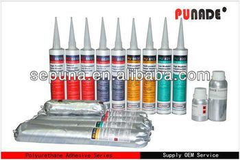 Hot Sales!! China polyurethane pu car windshield glass repair kit adhesive sealant