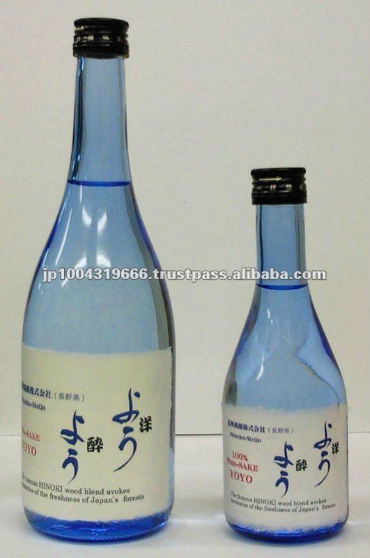 Japanese sake OEM company, private label with your own brand available