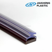 Extruded soft magnetic seals /flexible magnetic seals