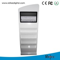 "21.5"" cell phone charging kiosk,interactive kiosk touch screen,multi touch screen kiosk"