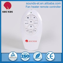 Commonly Used rf wireless ceiling fan remote control