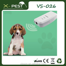 Electronic Dog Repellent and Trainer with Flashlight Ultrasonic Dog Cat Deterrent and Bark Stopper Dog Trainer Device