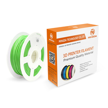 Colorful 1.75 mm 3D printer filament MINGDA ABS 3D printing filament for rapid prototype