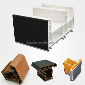High quality of Conch pvc profile for doors and windows designs