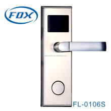 FOX China rf security lock with five latch mortise supplier