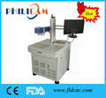 10w / 20w / 30w fiber laser marking metal machine