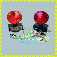 DOT approved 12V Magnetic Towing Light Kit /trailer light kit