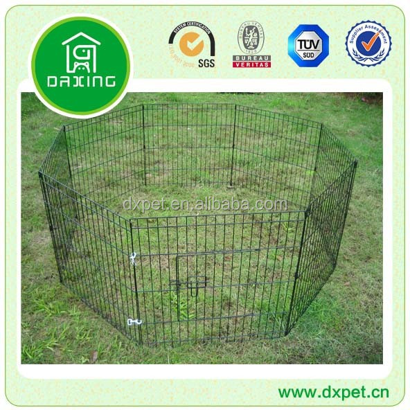 Welded Wire Mesh Dog Kennel DXW005