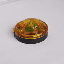outdoor amber led warning strobe rotary battery operated mini warning lights