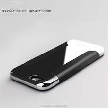 Hot Sell Factory Free Sample Cell Phone Cover Universal Hard Case Dustproof Shockproof Mirror Cover For iphone 7 For iphone Case