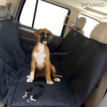 Travel thick car seat hammock for dogs