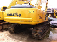 used track excavator pc200 pc220, used japan crawler digger