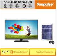 32inch OEM DC12V Solar Power LED TV