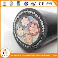 0.6/1KV 4 core 35mm pvc armoured cable gland sizes