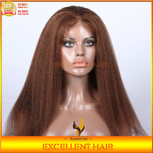 China manufacturer wholesale cheap 100% virgin black women brazilian human hair lace front wigs with baby hair